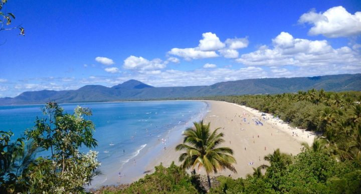 Four Mile Beach, Port Douglas Queensland